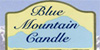 Blue Mountain Candle